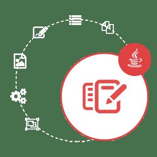 Java HTML Editor API