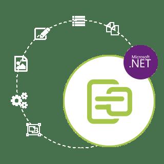 .NET Document Merger API